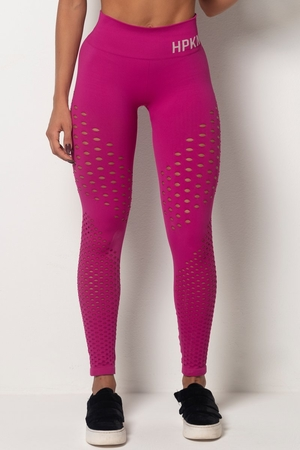 HIPKINI Seamless Tights Pink