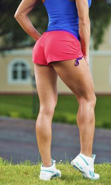 Bia Brazil Shorts 2444 Apricot