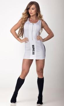 HIPKINI Downtown Fitness Dress White