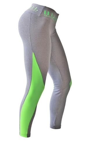 Bia Brazil Leggings 2886 Soft Green Glamour