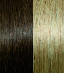 HairBooster #18/24 Ash Blond With Dark Blond Stripes