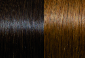 HairBooster #6/27 Brown With Tobacco Blond Stripes