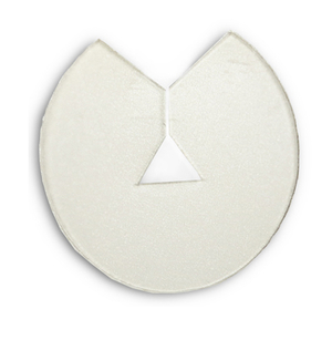 Heat protective plate