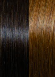 Selected Line #6/27 Brown With Tobacco Blond Stripes