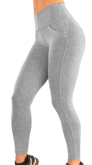Raw By Adriana Kuhl  Magic Tights Grey