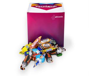 Advania box med 1kg godis