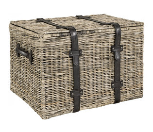RECT STORAGE BASKET