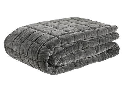 POSH GREY Bedspread