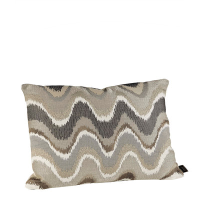 RAVE WAVE GREY Cushioncover