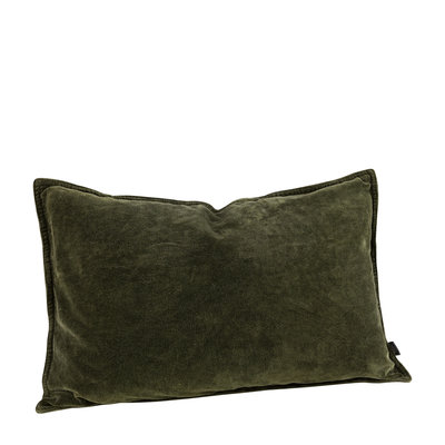 KELLY PLAIN FOREST Cushioncover