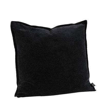 KELLY PLAIN BLACK Cushioncover
