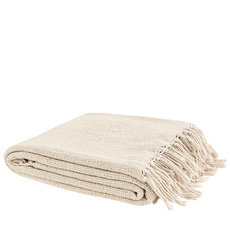 ZAMORA OFFWHITE Throw