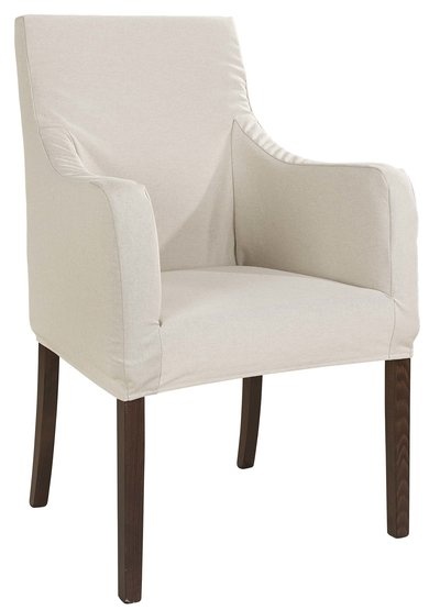 NANCY Dining armchair no skirt (more options)