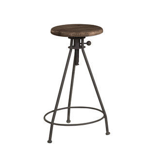 ELMWOOD Adjustable stool