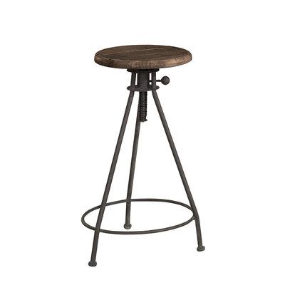 ELMWOOD Adjustable stool