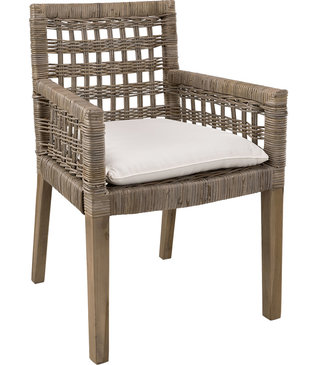 CLEVELAND Dining armchair