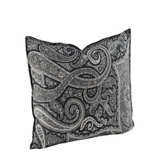 EROZ PAISLEY LIGHT GREY Cushioncover