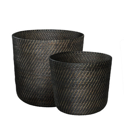 AMAZON ROUND BASKET 2-set
