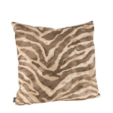 JUNGLE CAT CHOCOLATE Cushioncover