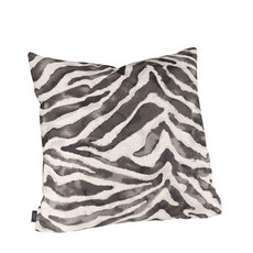 JUNGLE CAT EBONY Cushioncover