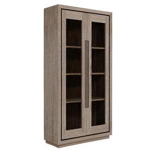 HUNTER Glass Cabinet