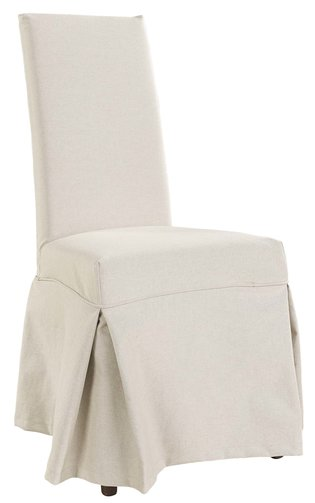 NANCY Dining chair long skirt (more options)