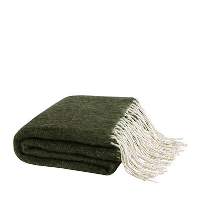 VERONA Green Throw