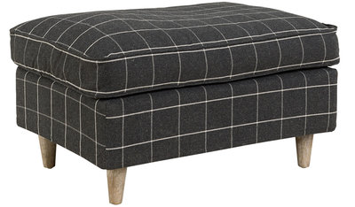 CAMBRIDGE Ottoman with cover
