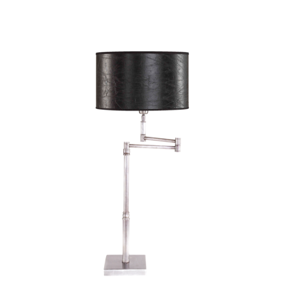 PEWTER SWING Table lamp