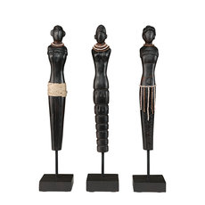 AFRICAN LADIES 3-set