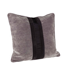 KELLY RIBBON AUBERGINE Cushioncover