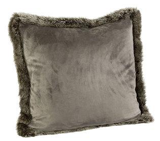 GREY BEAR VELBOA Cushioncover