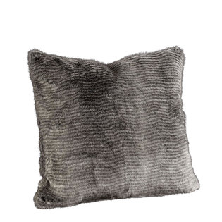 LEIA STRIPE GREY Cushioncover
