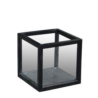 LANTERN BLACK Square Small