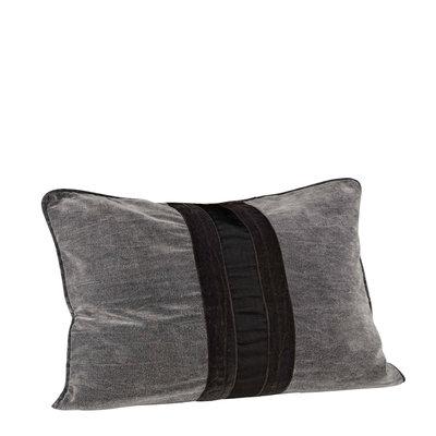 KELLY RIBBON GREY Cushioncover