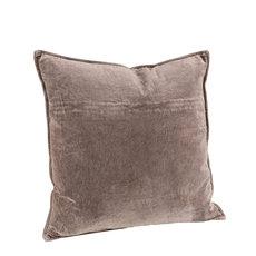 KELLY PLAIN AUBERGINE Cushioncover