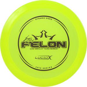 Felon Lucid-X Eric Oakley Team Series 2019