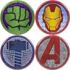 Marvel Cracked Series Gold Mercy Minis