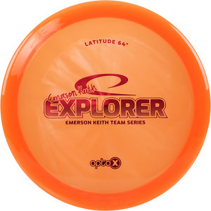 EXPLORER Opto-X  Emerson Keith team disc 2019