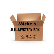 Micke's Mystery julbox