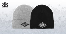 Dynamic Discs Beanie Genuine Knit