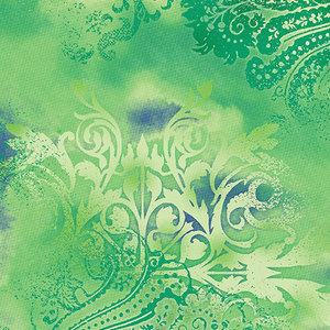 Dream Scapes Green Apple