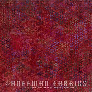 Hoffman Handpainted Bali Batiks