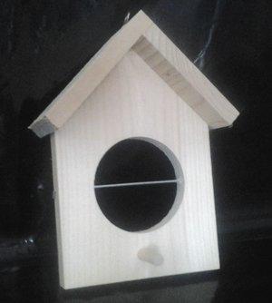 Talgbollshållare hus