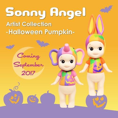Sonny Angel Stor Halloween Pumpkin 2017