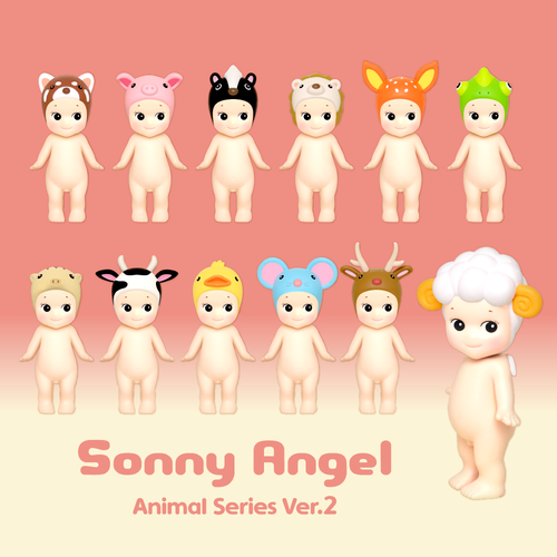 Sonny Angel Animal Series 2 Farm