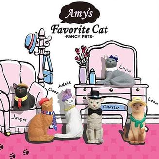 Fancy Pets Amy's Favorite Cat