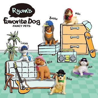 Fancy Pets Ryan's Favorite Dog