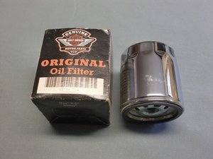 Oljefilter Kromat hd
