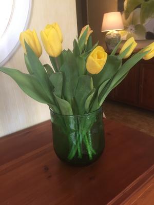 Ljuslykta eller Vas,från Interstil